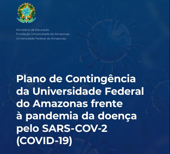 Plano de Contingência da Universidade Federal do Amazonas